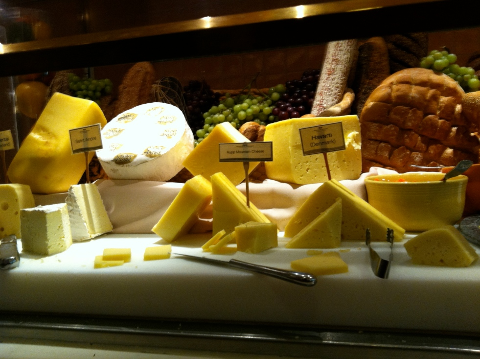 so. much. cheese.