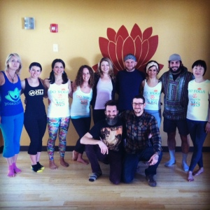 Yoga Solace Fundraiser for MS